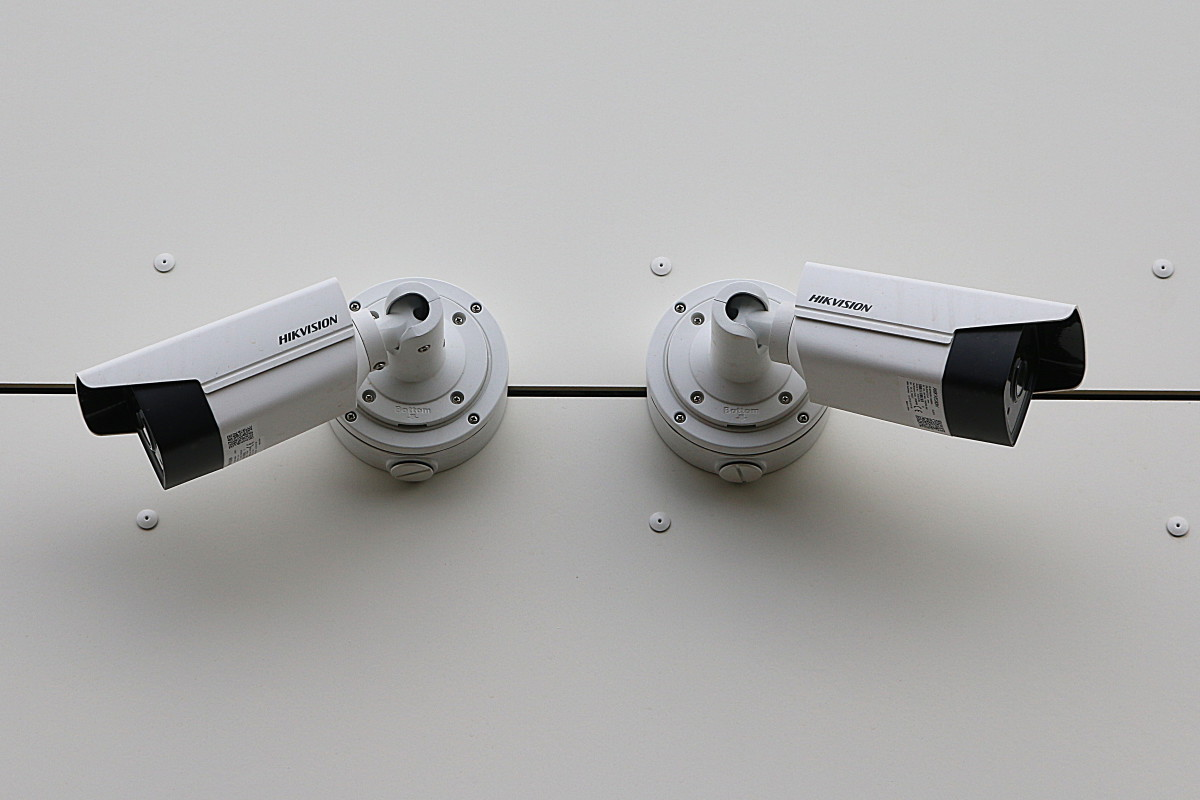 Bezpečnostní kamery Hikvision